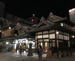 【道後温泉へ一人旅】宿泊した道後ややに満足!松山観光やグルメも紹介【旅行記ブログ】