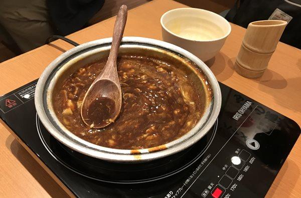 甘い味噌ダレ