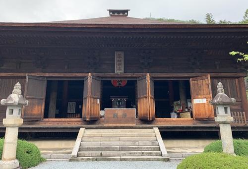 ぶどう寺本堂