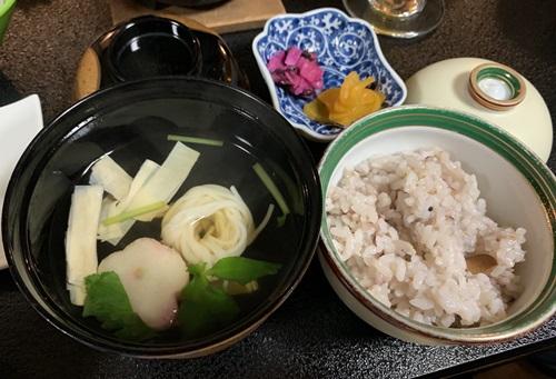 精進料理③
