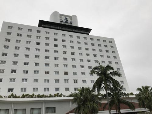 アートホテル石垣島の外観