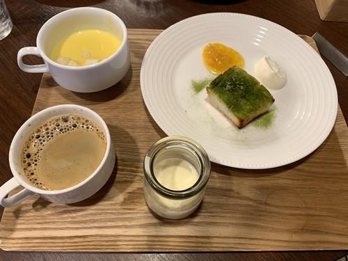 朝食メニュー②